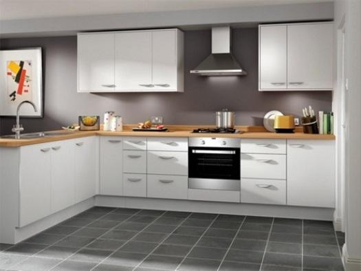 Cần tránh những sai lầm trong sắp xếp vật dụng nhà bếp