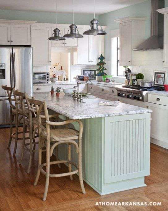 Cách trang trí giáng sinh cho nhà bếp