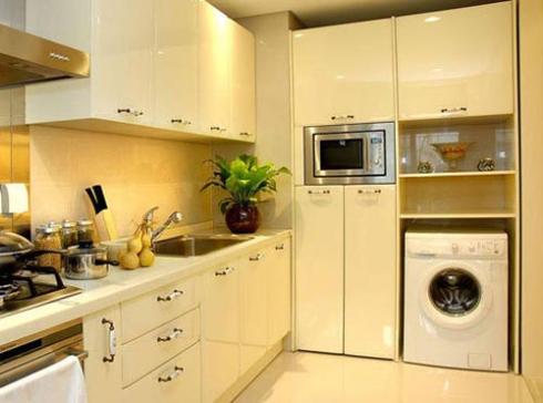 Không nên đặt máy giặt ở những vị trí nào trong nhà ?